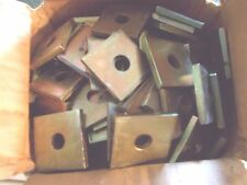 TB/Thomas & Betts H-119-C Washer Galv-Krom Steel Square Box of 99