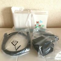 New Nintendo Switch Animal Crossing Horizons DOCK AC Adapter HDMI Cable Japan
