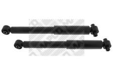 Stoßdämpfer MAPCO 40600/2 hinten für FORD