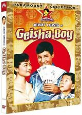 The Geisha Boy NEW PAL Classic Films DVD Jerry Lewis