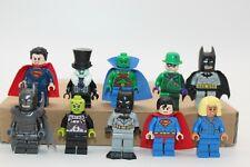Lego DC Super Heroes / Superhelden / Alte & Neue Minifiguren / Sammlung / Batman