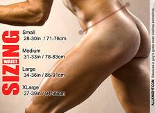 Gay Interest Size M Men Sexy Boxer Brief Underwear Pants Hot Hip Athletic Long