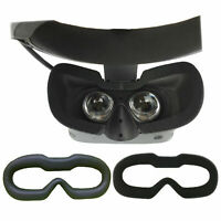 Replace Leather Foam Breathable Eye Mask Cover Pad for Oculus Rift S VR Headset