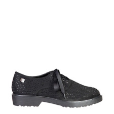 Laura Biagiotti Women's Laced Shoes Black 2007