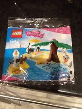 Lego 30397 Disney Frozen Princesa Olaf's Stocking Relleno Navidad Nuevo Bolsa De Polietileno