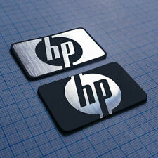 HP - Metallic Badge Sticker Set (2 pieces)