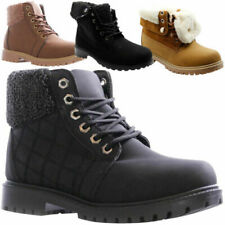 Unbranded Leather Upper Material Boots for Women
