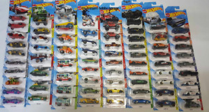 Hot Wheels Bundle Job Lot of 10 NEW CARS from 2020 - Cars Toys for Kids