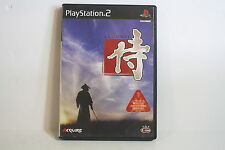 Samurai PlayStation 2 PS PS2 Japan Import US Seller