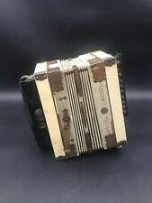 "Vintage/Antique ""Lester Piccolo"" Accordion/Squeeze Box Very Good Shape"