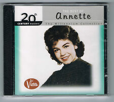 ANNETTE FUNICELLO - THE BEST OF - THE MILLENIUM COLLECTION - CD NEUF NEW NEU