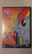'MY LITTLE PONY'~FRIENDSHIP MAGIC~DVD ~ 2 EPISODES ON ONE DVD~NEW & SEALED