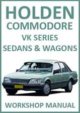 Holden books and manuals ebay holden commodore vk series workshop manual sciox Gallery
