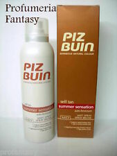 PIZ BUIN SELF TAN  AUTOABBRONZANTE SPRAY BRUME ML.150 CORPO MID
