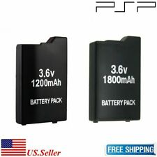 New Replacement 3.6V 1200mAh For Sony PSP 2000 3000