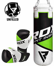 RDX Punching Bag Kids Boxing Heavy Children Gloves Junior Punch Leather Youth