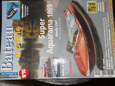 Gabare Revue Bateau Modele N°99 Plan Treuil Debrayable Bon Temps / 15µ?
