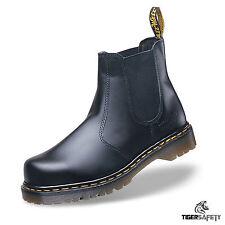 12fb5c2cef9 Dr Martens DM Docs Icon 2228 Black Chelsea Dealer Steel Toe Cap Safety Boots  PPE