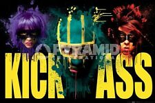 Poster Ninja Kick Ass One Sheet Film Orizzontale Originale Importazione