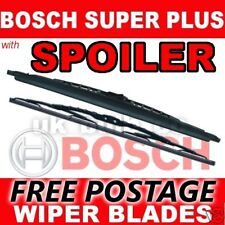 BOSCH spoiler WIPER BLADES front BMW Z4 + Coupe 21/20