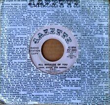 FUNK 45 - LOCK, STOCK AND BARREL - NO. 1 MOMMA - GAZETTE LBL - PROMO 45