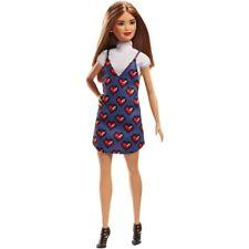 Mattel Barbie Fashionistas Barbie doll 81 Wear Your Heart Brand New