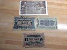 Lithuania -  Poland Latvia German Occupation WW1 - Mark 1918 - Banknotes.