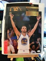 STEPH CURRY SIGNED 8X10 PHOTO GS WARRIORS COA autographed The Town NBA
