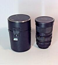 Vivitar Auto Zoom 1:3.5 35-105mm Camera Lens 72mm