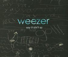 Weezer - Say It Ain't So | CD Single | 1995 | Acoustic & Live Tracks | Geffen