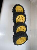 Tamiya porsche 959 toyota celica grb vintage Wheels And tyres (4)