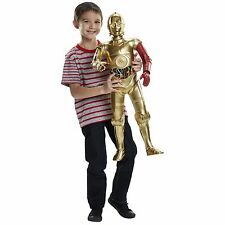 STAR Wars 31-Inch EP VII 7 c-3po Action Figure con Rosso