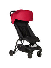 Mountain Buggy V2 Passeggino Ruby Red