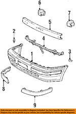 TOYOTA OEM 95-97 Tercel Front Bumper-Side Molding Left 5271316010
