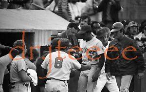 1973 Willie Mays NEW YORK METS - 35mm Baseball Negative