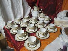 Service à café en Porcelaine NARDON LAFARGE LIMOGES 1941