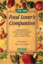 The New Food Lover's Companion by Sharon Tyler Herbst and Ron Herbst (2007, Pap…