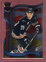 2001-02 Pacific Crown Royale #144 Adam Oates Washington Capitals Hockey Card