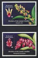 32139) S.Vincent Grenadines 1994 MNH New Flowers – Orchids