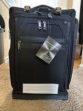 "Luggage Works Stealth Premier 22"" Rolling Bag"