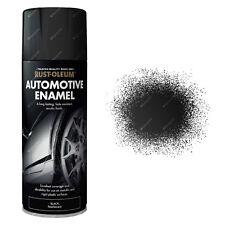 x24 Rust-Oleum Auto Automotive Esmalte coche pintura en Aerosol Negro NACARADO