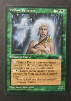 Willow Priestess - Homelands - Magic the Gathering MTG - NM/LP
