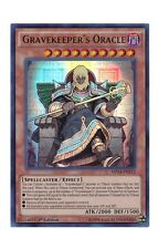 YUGIOH - Gravekeeper's Oracle mp14-en215 1st Ultra Rara
