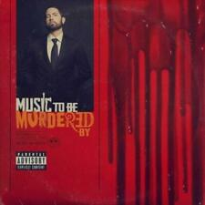 EMINEM - MUSIC TO BE MURDERED BY (2 LP) NEW VINYL
