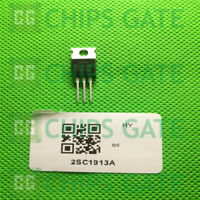 15PCS 2SC1913A Encapsulation:TO-220,Silicon NPN Power Transistors