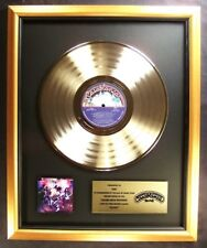 KISS Alive! LP Gold Non RIAA Record Award Casablanca Records To KISS