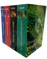 Inheritance Cycle Collection Christopher Paolini 4 Books Set Pack New ,Brisingr