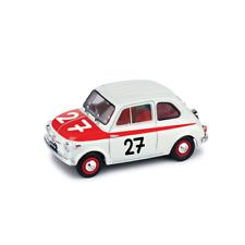FIAT 500 SPORT N.27 WINNER 12H HOCKENHEIM 1958 1:43 Brumm Auto Competizione