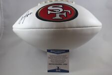 0e6fc98dc Pierre Garcon signed San Francisco 49ers Football Beckett
