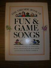 The Fireside Book Of Fun and Game Songs, ed. Allan Miller/Marie Winn/Whitney Dar
